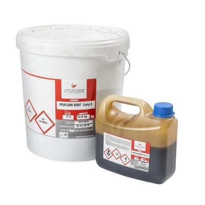 Клей двокомпонентний для полиуритановой плитки ПТ-К2-14,4