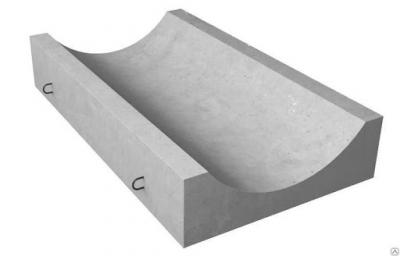 Лекальный блок фундамента №6