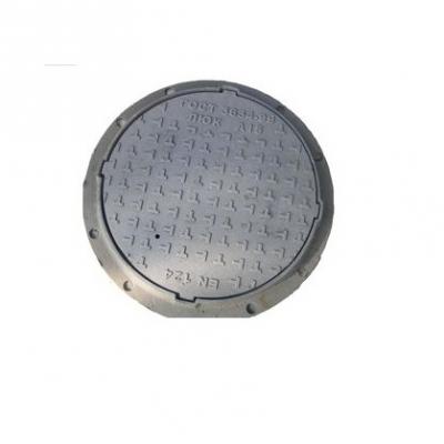 Люк канализационный тип Л (ЛА-15)