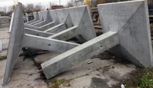 Фундамент под анкерно-угловые опоры Ф5-А5М